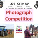 2021 Scottish Ploughing Championships Calendar COMPETITION