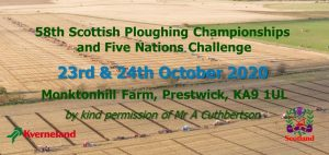 58th Scottish Ploughing Championships