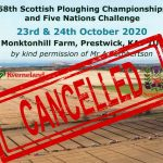 2020 Scottish Ploughing Championships